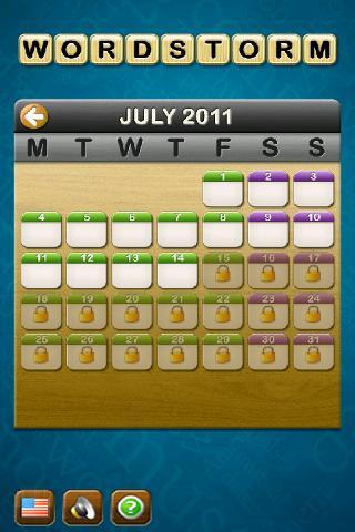 WordStorm- screenshot