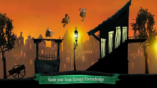 The Boxtrolls: Slide 'N' Sneak Screenshot 18