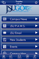 Screenshot of Jackson State University
