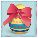 Happy Easter GO Locker Theme icon