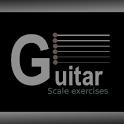 Guitar scale exercises icon