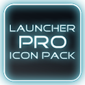 LauncherPro Glow Icon Pack logo