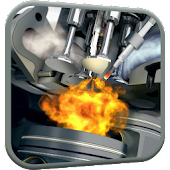 Diesel Engine Live Wallpaper
