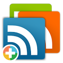 Google Reader Clone | News+ icon