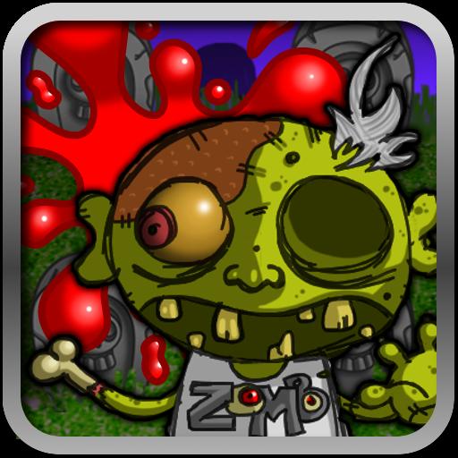 古怪僵尸 休閒 App LOGO-硬是要APP