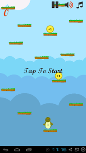 Tortoise jump for Android screenshot 2