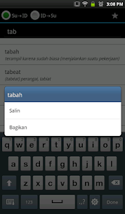 Bahasa Sunda - screenshot thumbnail