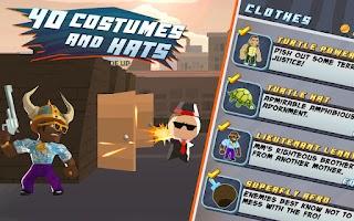 Screenshot of Major Mayhem