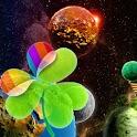 GO Launcher EX Theme Cosmos icon