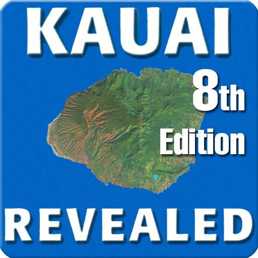 Kauai Revealed LOGO-APP點子