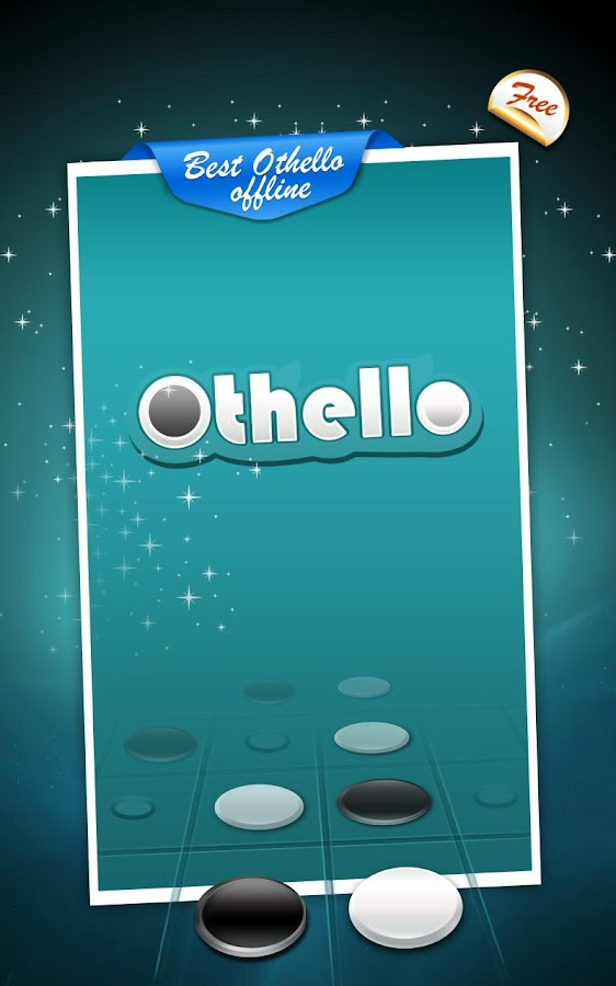Othello (Reversi) Free - screenshot