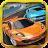 Turbo Racing 3D logo