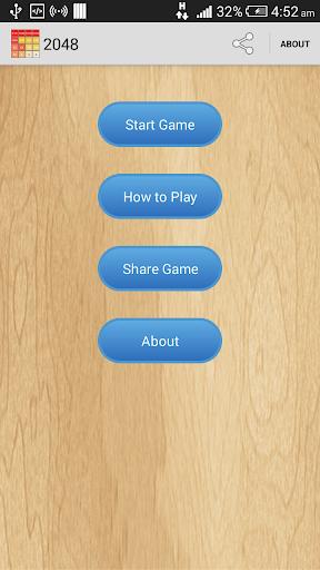 2048 Addictive Puzzle Game Pro