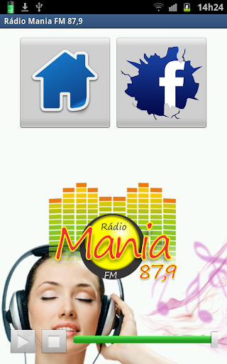 Rádio Mania FM 87 9