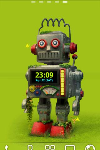 無料个人化AppのROBOT ライブ壁紙 トライアル版|記事Game