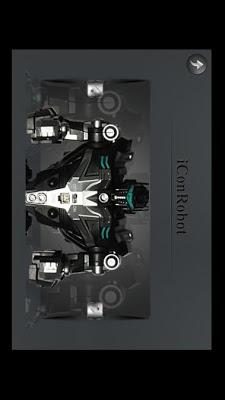 iConRobot - screenshot