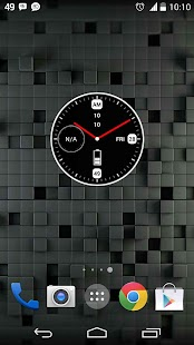 Maestro Clock Widget - screenshot thumbnail
