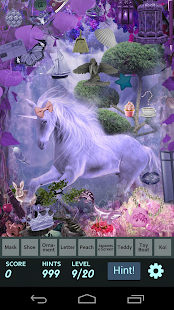 Hidden Object Magical Friends- screenshot thumbnail