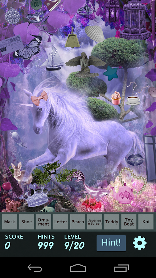 Hidden Object Magical Friends- screenshot