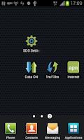 Screenshot of Smart Data Switch Trial