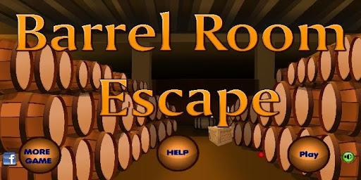 【免費解謎App】Barrel Room Escape-APP點子