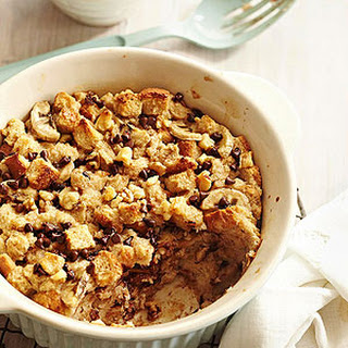 Oatmeal-Banana Bread Pudding