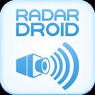 Widget para Radardroid Pro icon