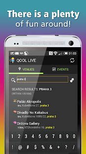 Prague events & tickets | Qool- screenshot thumbnail