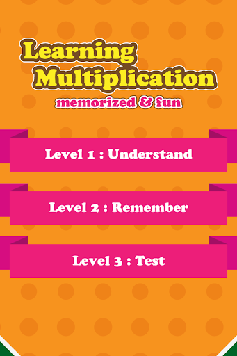 Learning Multiplication