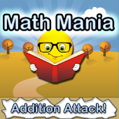 Math Mania Kids Addition