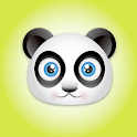 Panda Theme Go SMS icon