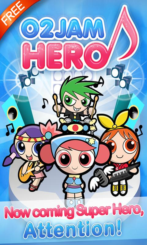 O2Jam Hero - screenshot