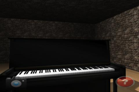Piano 3D- screenshot