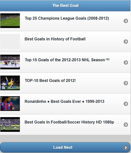 The Best Goal