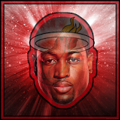 Dwyane Wade NBA Champion Game
