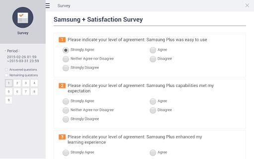 edutto Mobile Survey Tab