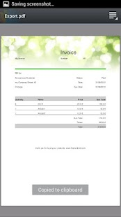 My Invoices (free)- screenshot thumbnail
