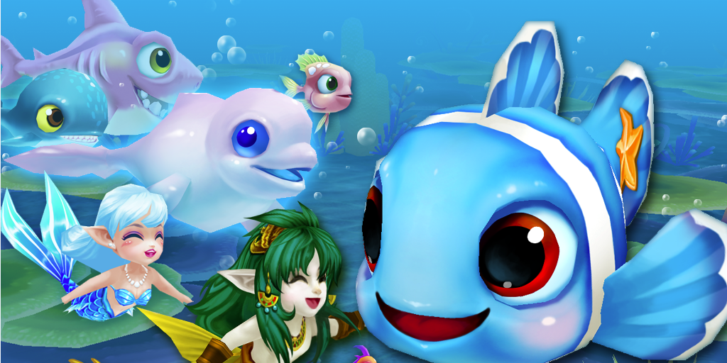 #2. Fish Party Online (Android)