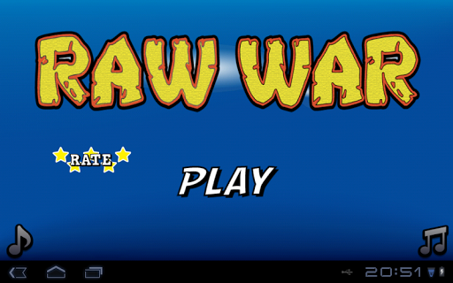 【免費策略App】Raw War-APP點子