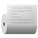 Toilet Reader icon