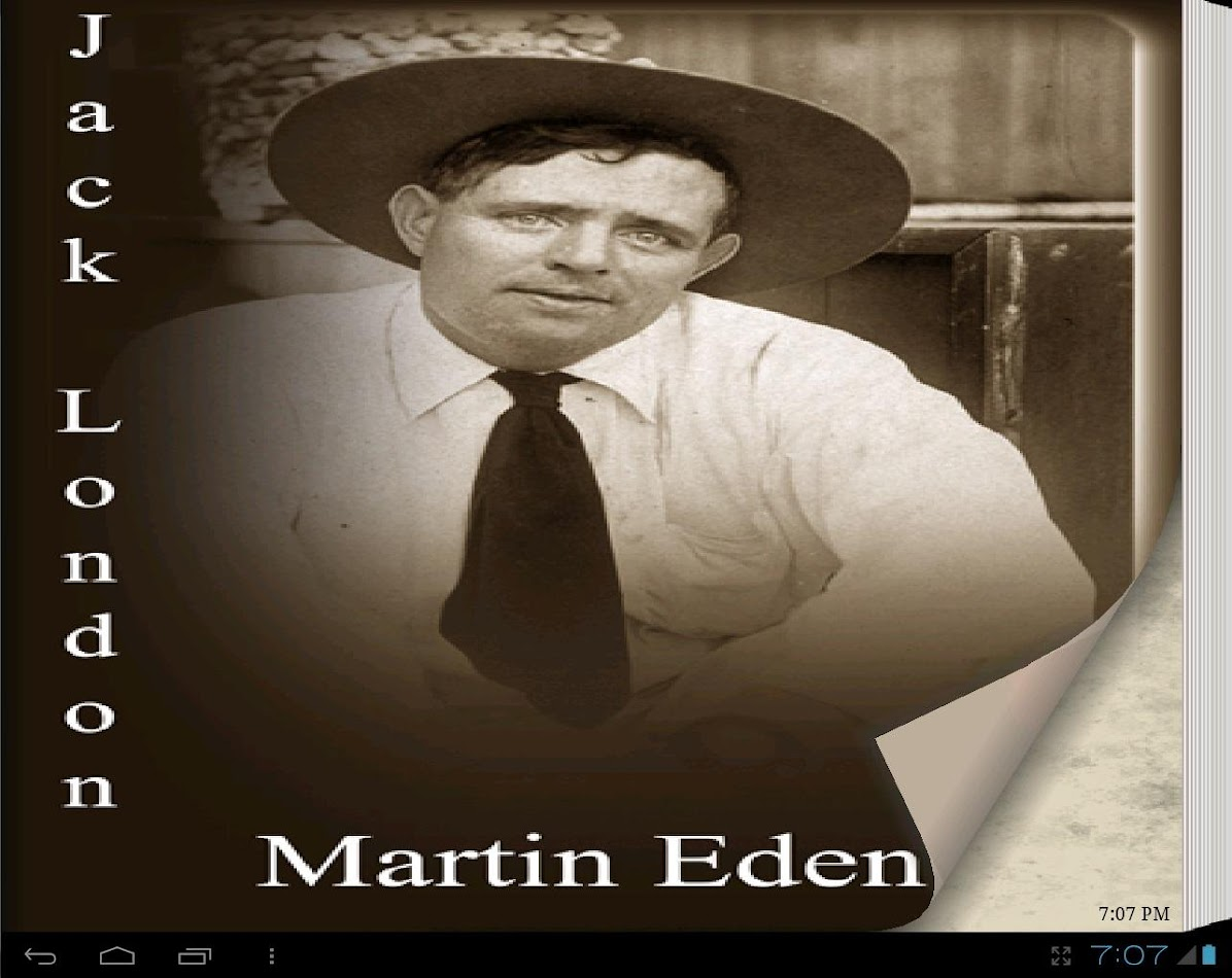 martin eden my favorite character In my wiki project, i will mention you about my favorite character: martin eden i like reading very much from my childhood also, i always like talking about books, characters, themes.