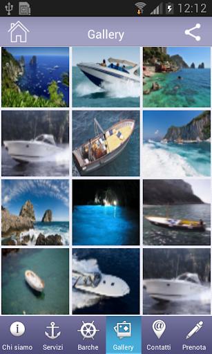Capri Barche Gargiulo