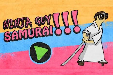 Ninja Guy Samurai