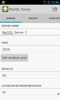 Screenshot of Ulti Server: PHP, MySQL, PMA