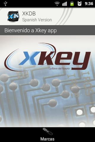 XKey Data Base XKDB