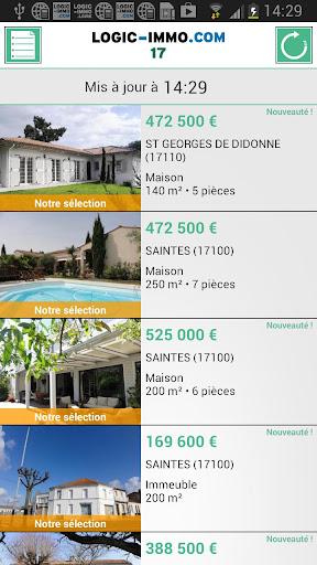 Logic-immo.com Charente