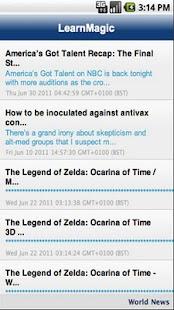 Learn Magic Card Tricks- screenshot thumbnail