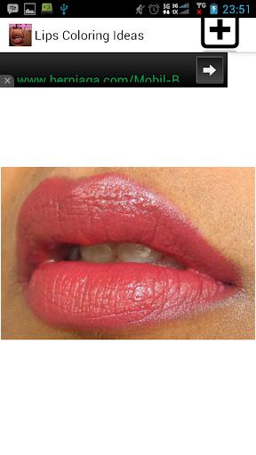 【免費生活App】Lips Coloring Ideas-APP點子