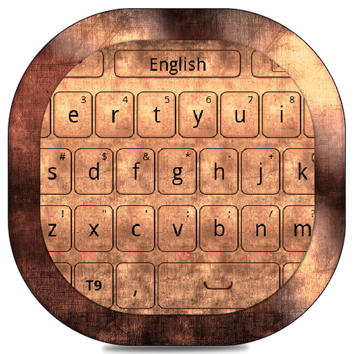 Copper Keyboard LOGO-APP點子
