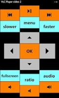 Screenshot of VLC Remote Control free